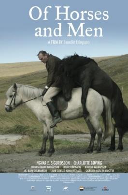 О лошадях и людяхOf Horses and Men постер