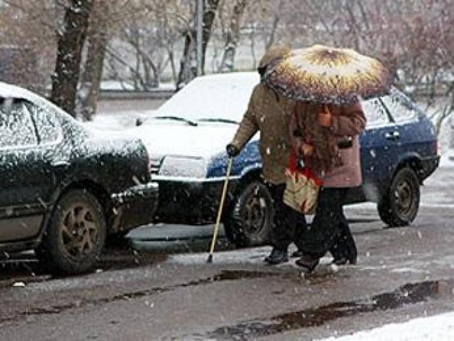 В Самарский регион идут дожди