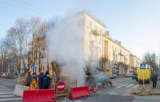 284 домам в Новокуйбышевске вернули отопление