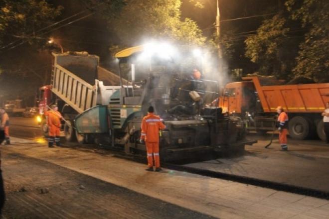 На проспекте Металлургов в Самаре стартовал ремонт покрытия проезжей части