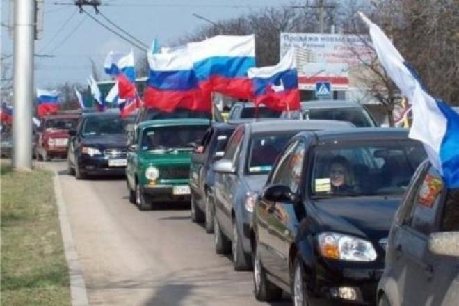 На пути Всероссийского марша памяти - Самара