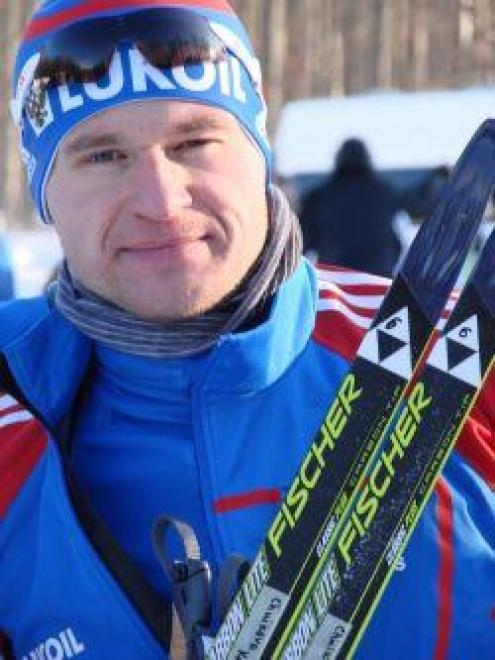 Лыжник Игорь Усачев стал чемпионом страны