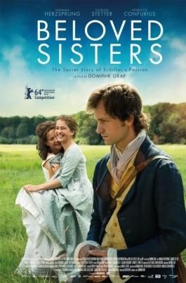 Возлюбленные сестрыDie geliebten Schwestern постер