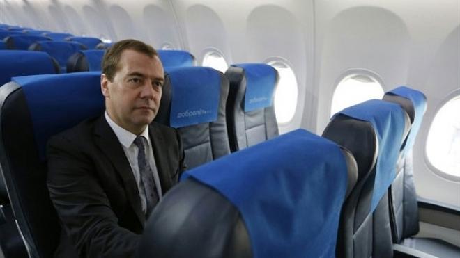 Сегодня Дмитрий Медведев обсудит в Самаре план по выходу из кризиса авиакомпаний