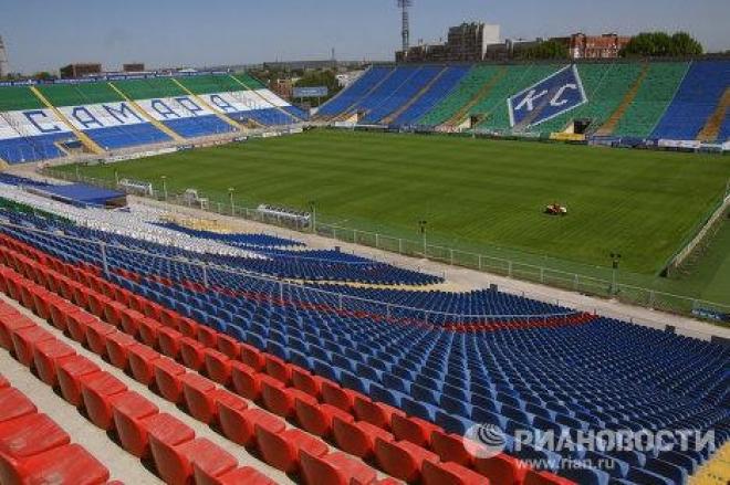 Матч за Суперкубок России по футболу принимает Самара