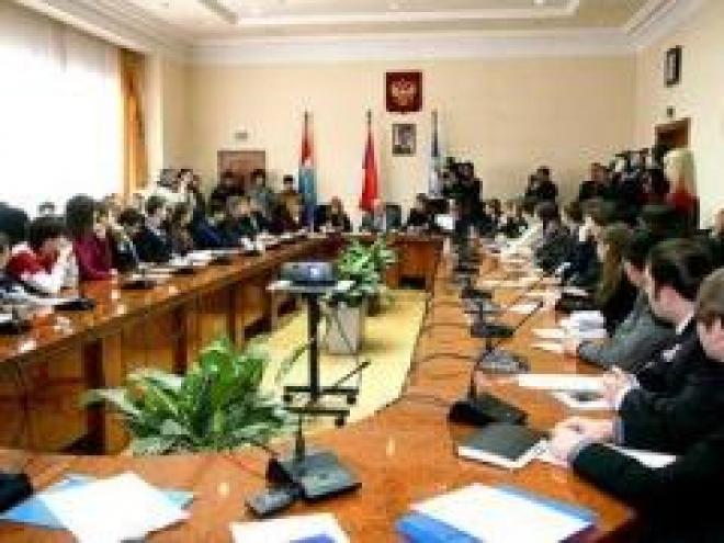 Молодежный парламент Самары подвел итоги работы