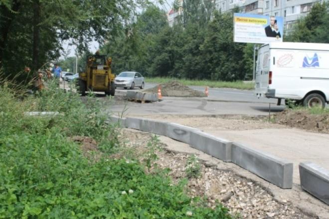 ООО «Автодоринжиниринг» отремонтирует в Тольятти 12 дорог