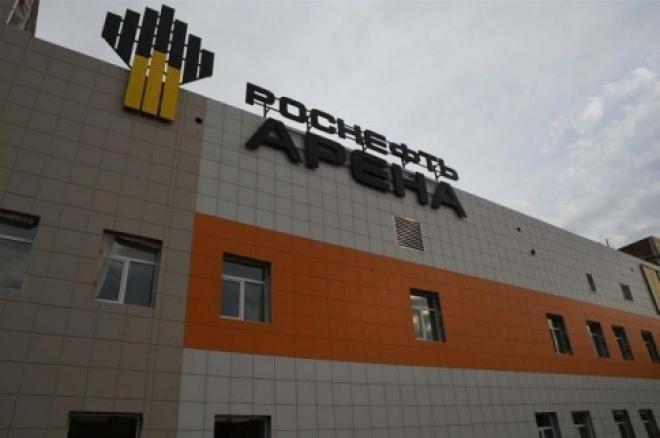 В Самарской области завершится строительство «Роснефть-арены»