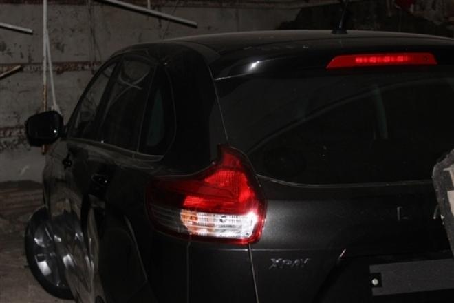 Полиция Самарской области нашла похищенную Lada Xray из автосалона «АвтоВАЗа»