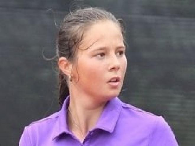 Самарская теннисистка встретится в поединке с первой ракеткой мира