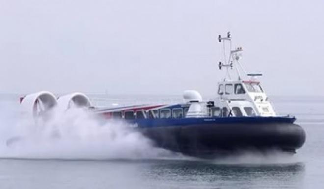 В Самаре пассажиров речного вокзала будут обслуживать новые судна на воздушной подушке «Нептун-7»