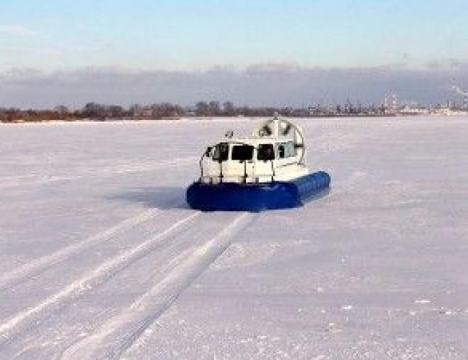 Из-за подвижки льда на Волге закроется линия «Самара-Ширяево»