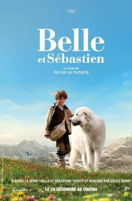 Белль и СебастьянBelle et Sébastien постер