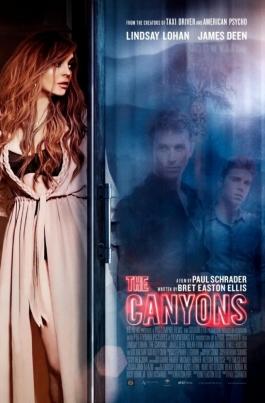 КаньоныThe Canyons постер