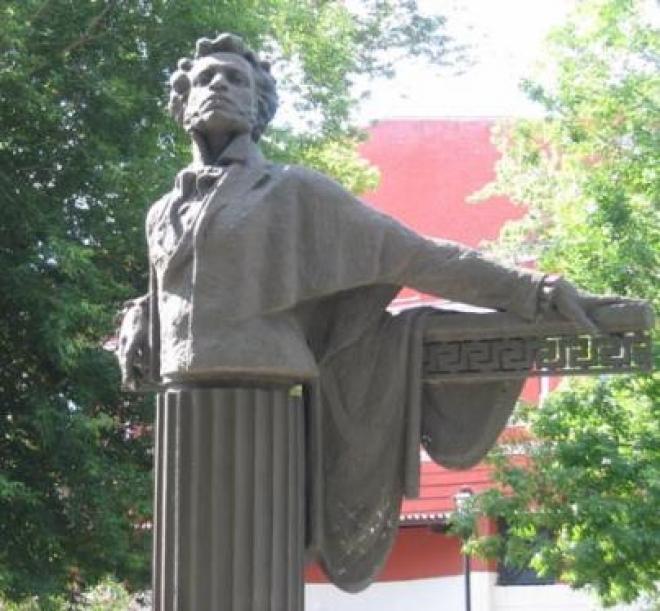 В Самаре декламировали стихи Александра Сергеевича