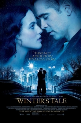 Любовь сквозь времяWinter's Tale постер