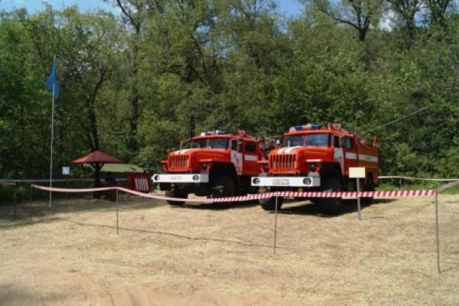 Безопасность на Грушинском фестивале обеспечивают 17 спасателей областного МЧС