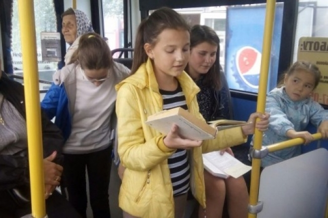 В Самаре изменится схема движения автобусов № 56