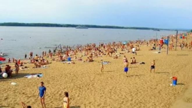 В Самаре пляжный сезон стартует с середины июня