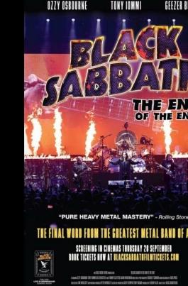 Black Sabbath: The End of The EndBlack Sabbath: The End of The End постер