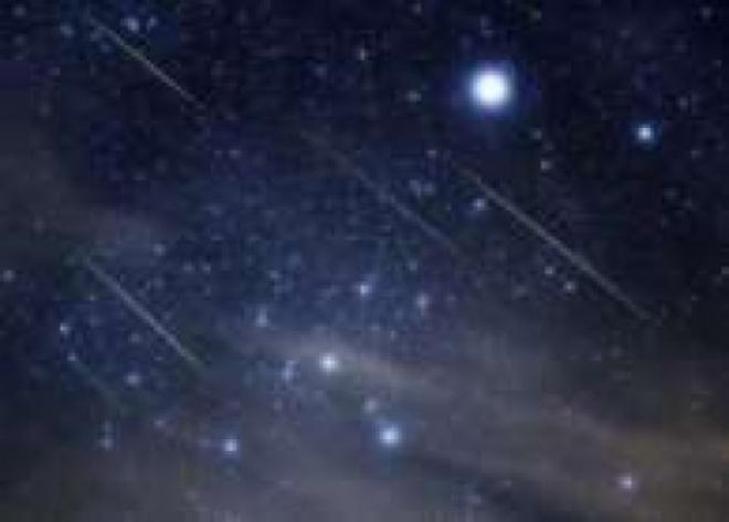 На Самару обрушится метеоритный дождь