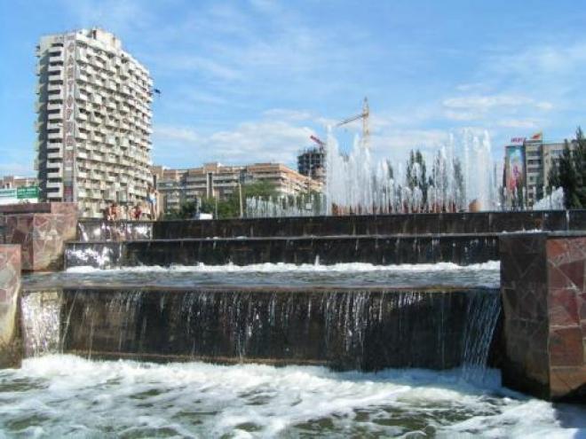 В Самаре в ближайший уик-энд забьют фонтаны