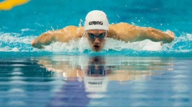 На Олимпиаде в Рио пловец из Самарской области не прошел в полуфинал
