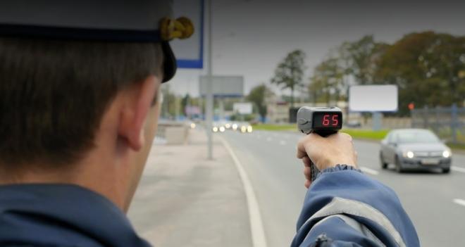 Инспекторам ГИБДД Самарской области запретили использовать ручные радары