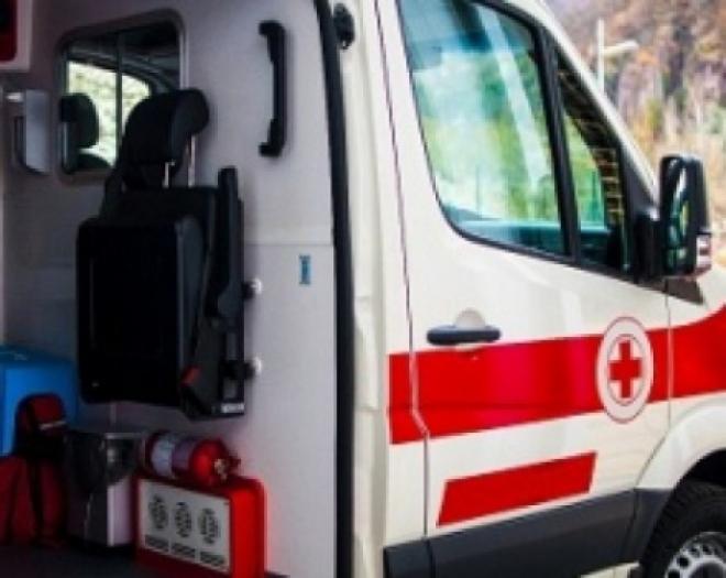 В Самаре карете скорой помощи понадобилась помощь на дороге