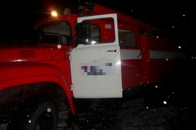 Сегодня ночью в историческом центре Самары при пожаре угарным газом отравился 6-летний ребенок