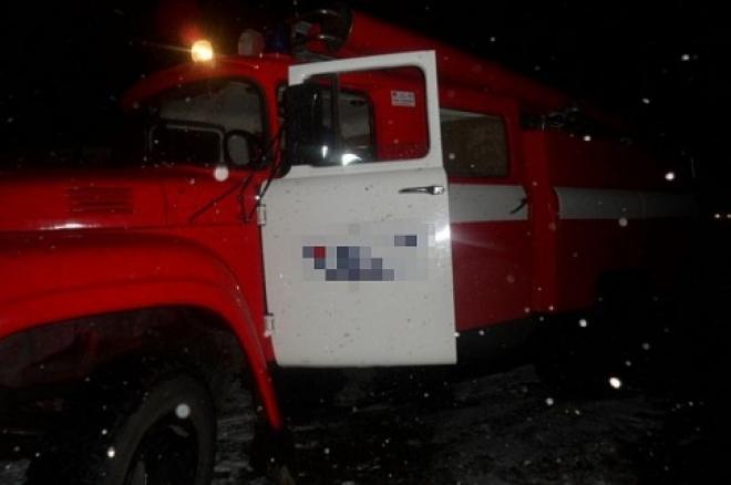 Сегодня ночью в Самаре из горящего дома эвакуировали 8 человек