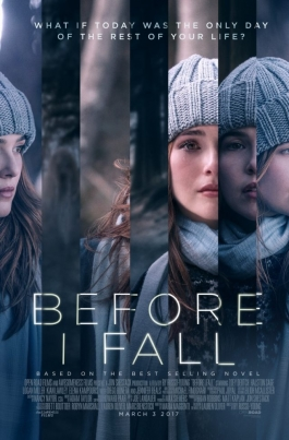 Матрица времениBefore I Fall постер