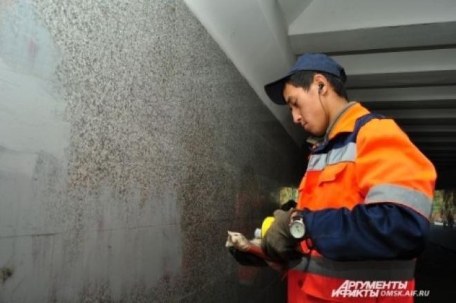 В Самаре открыли отремонтированный подземный переход