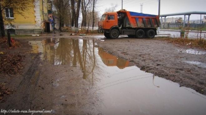 Жители ул. Земеца почти неделю живут без воды