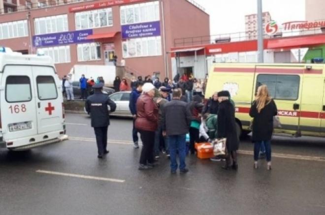 В Самаре на улице Дыбенко скончался 10-летний мальчик