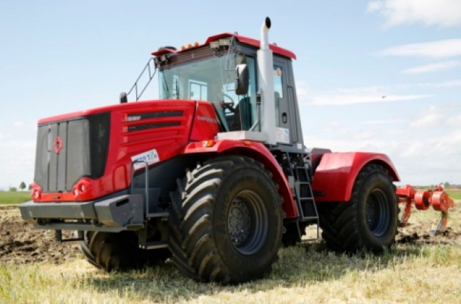 В Самарской области появятся тракторы «Кировец» с автоматической коробкой передач