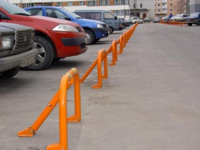 В Самаре обустроят новые парковочные места