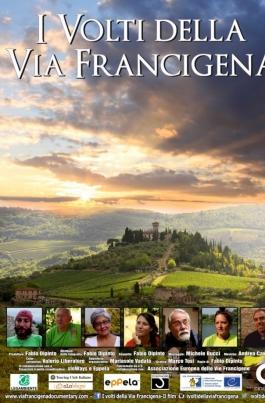 RIFF: Дорога франковI volti delle Vie Francigene постер