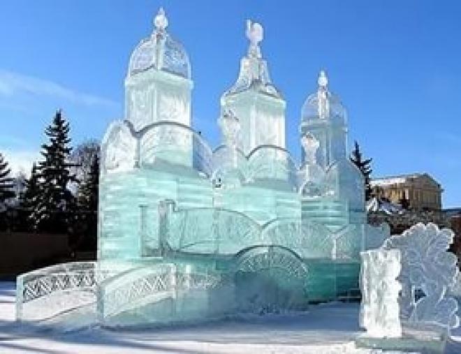 Главная ледяная скульптура обойдется Самаре в 761 тысячу рублей