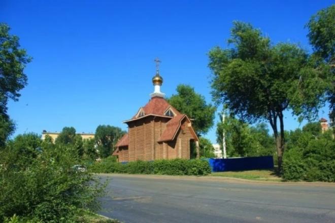 На Хлебной площади в Самаре будет возведен новый храм