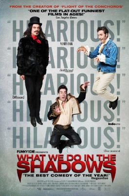 Реальные упыриWhat We Do in the Shadows постер
