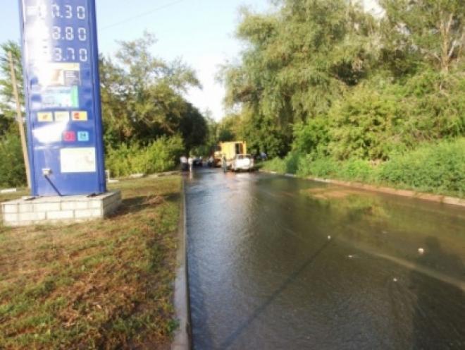 В одном из районов Самары из-за коммунальной аварии без воды остались 5 600 человек
