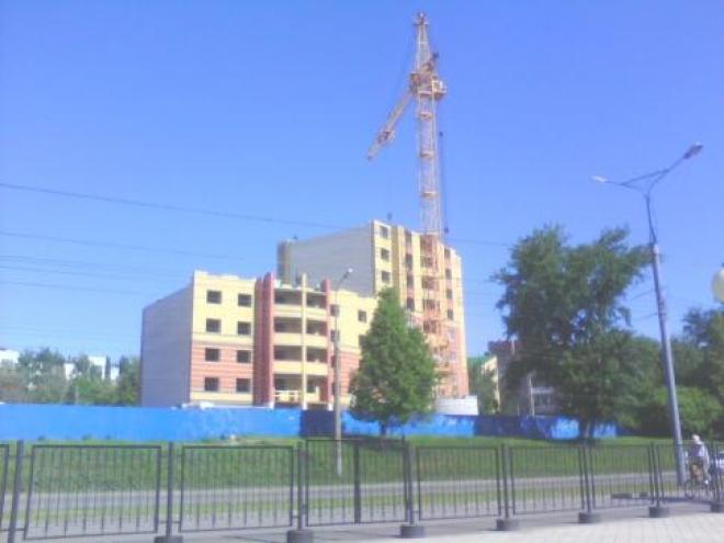 Строители Самары планируют сдать 63 многоквартирных дома в 2012 году