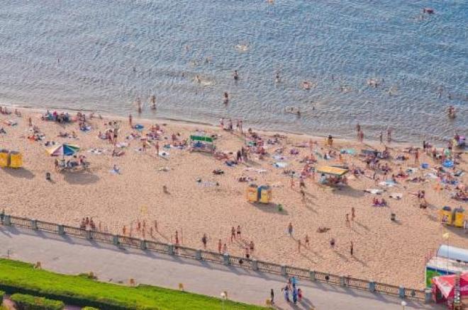 В Самаре торговые точки поставят на песке