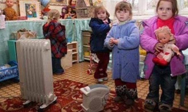 В детском саду Самары № 249 морозили детей