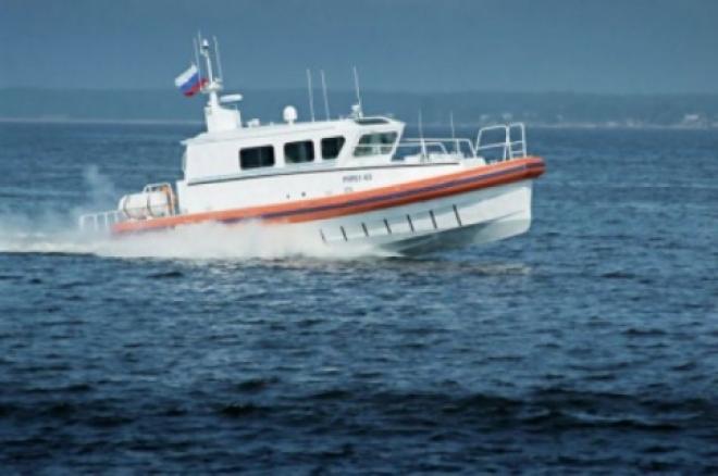 Самарские спасатели вытащили из Волги двух тонущих рыбаков