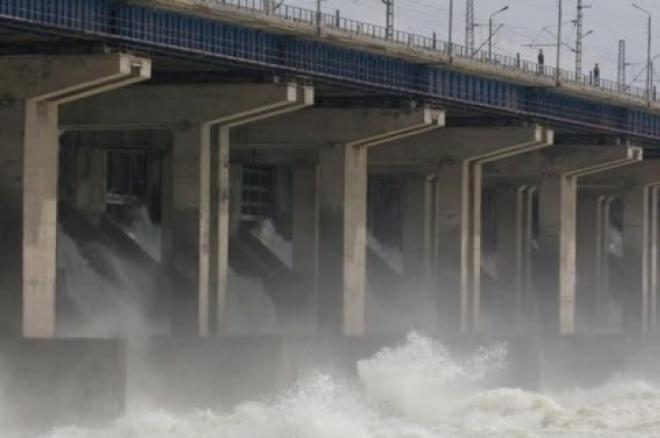 В Самарской области открыто движение по Волжской ГЭС