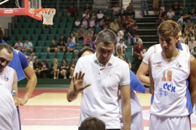 Баскетбольная «Самара» проведёт сборы в Латвии