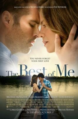 Лучшее во мнеThe Best of Me постер